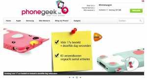 phonegeek webshop