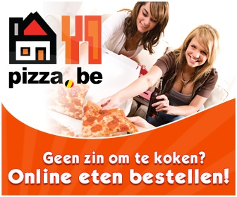 Pizza.be - zoek snel je maaltijd