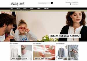 Webshop Sissy Boy