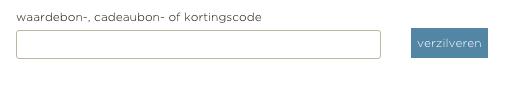 taartenwinkel kortingscode