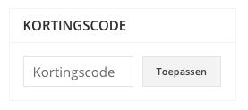 kortingscode thuiszorgwebshop