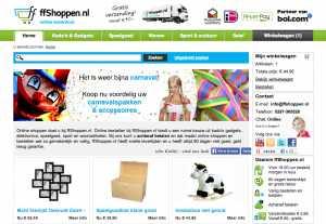 ffshoppen.nl shop