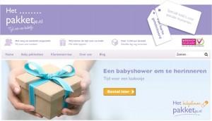het pakketje webshop