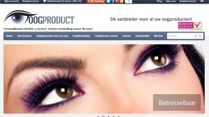 oogproduct webshop