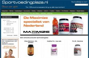 sportvoedingplaza webshop