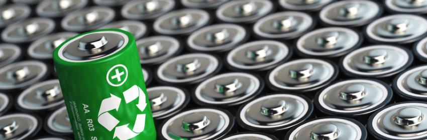 bespaar op batterijen