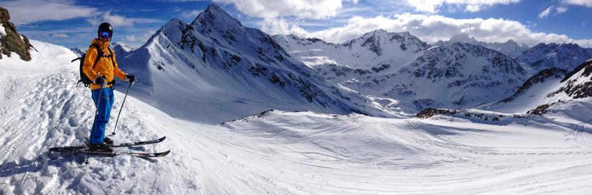 skiën voordelig