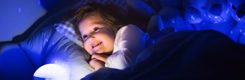 baby nachtlampje
