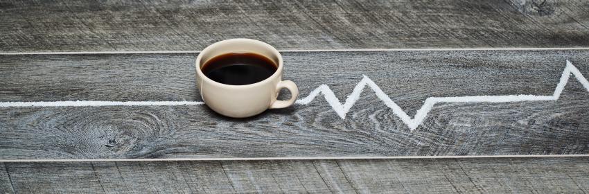 uithoudingsvermogen koffiedrinken