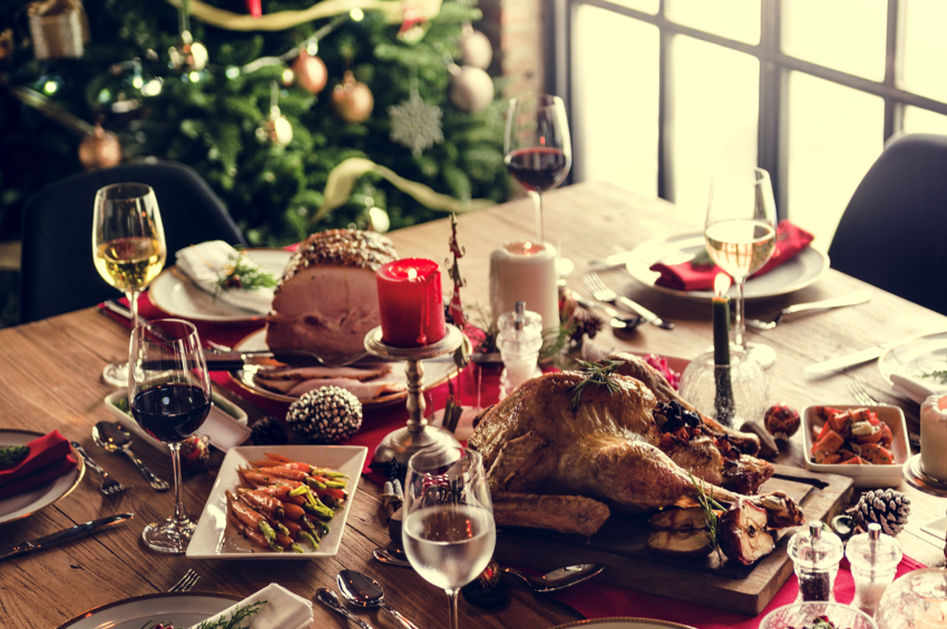 tafel kerstmenu tips