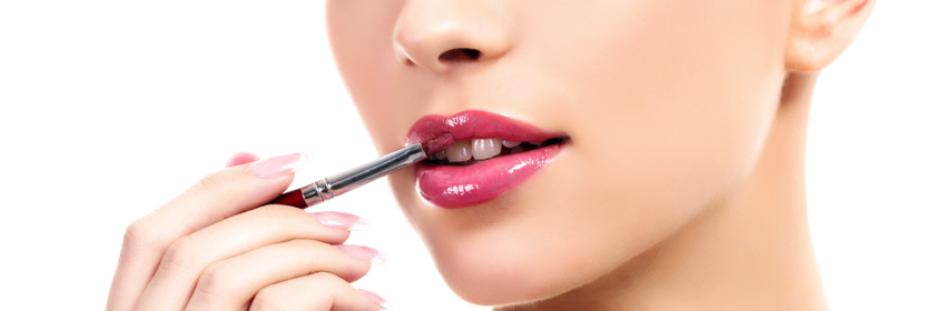 Lipgloss beauty trends 2018