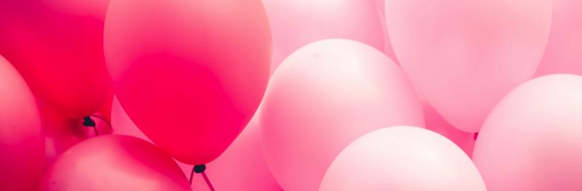 Ballonnen spel voor vrijgezellenfeest voor vrouwen