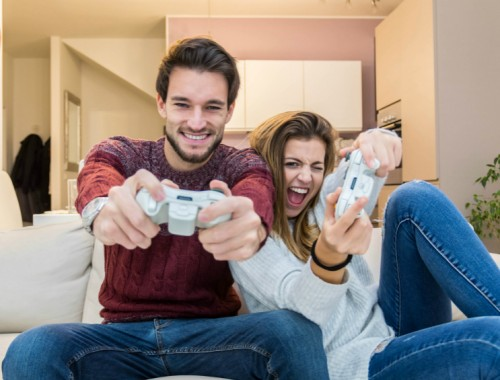 paasvakantie videogames