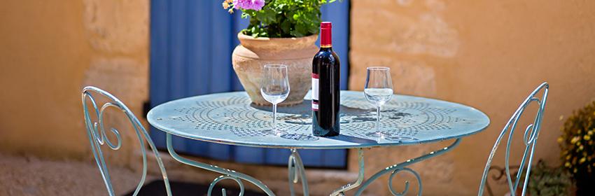 tips voor een gezellig terras