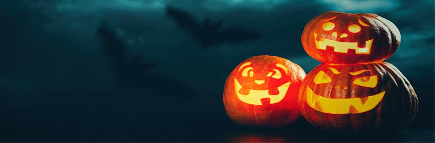 Halloween verkleden