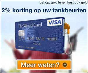 Vraag nu uw Visa kaart aan!