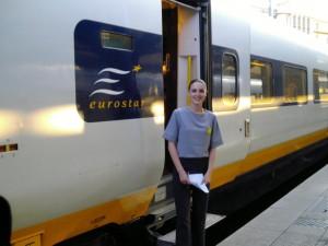 Bekijk de Eurostar prijzen en de Eurostar Promoties.