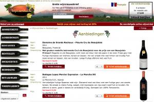 Wijnvoordeel kortingscode - exclusief €1,95 korting