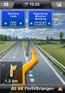 Iphone navigatie kan ook mooi zijn