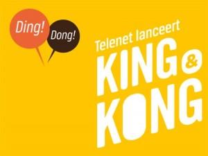 Telenet KingKong - goedkoop bellen en mobiel surfen